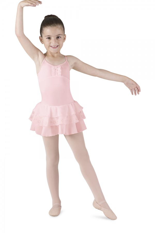 image - 3 Tier Skirted Leotard Children's Dance Leotards