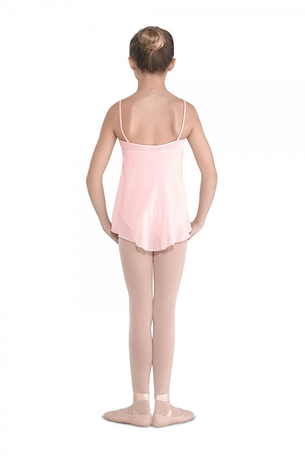 image - Split Front Dress Children's Dance Leotards