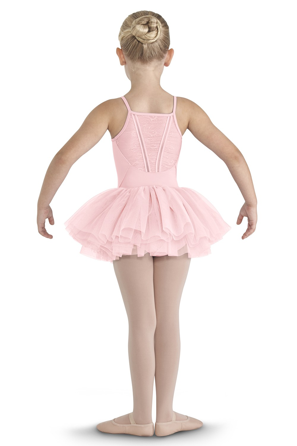 Sona Girls Skirted Leotards