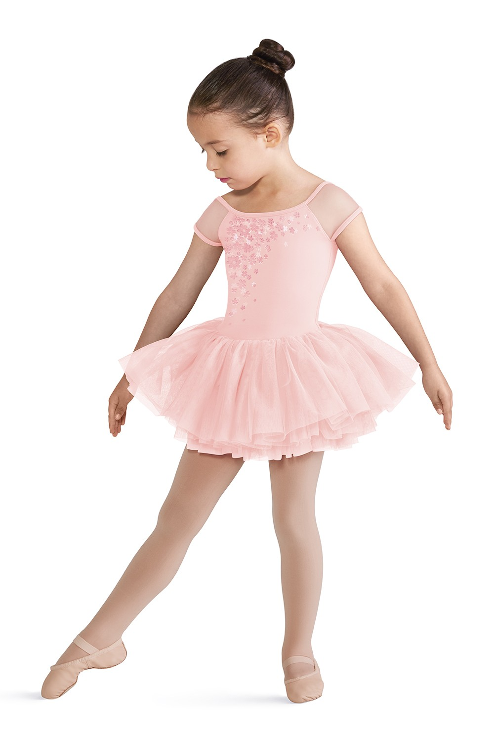 Abelle Girls Skirted Leotards