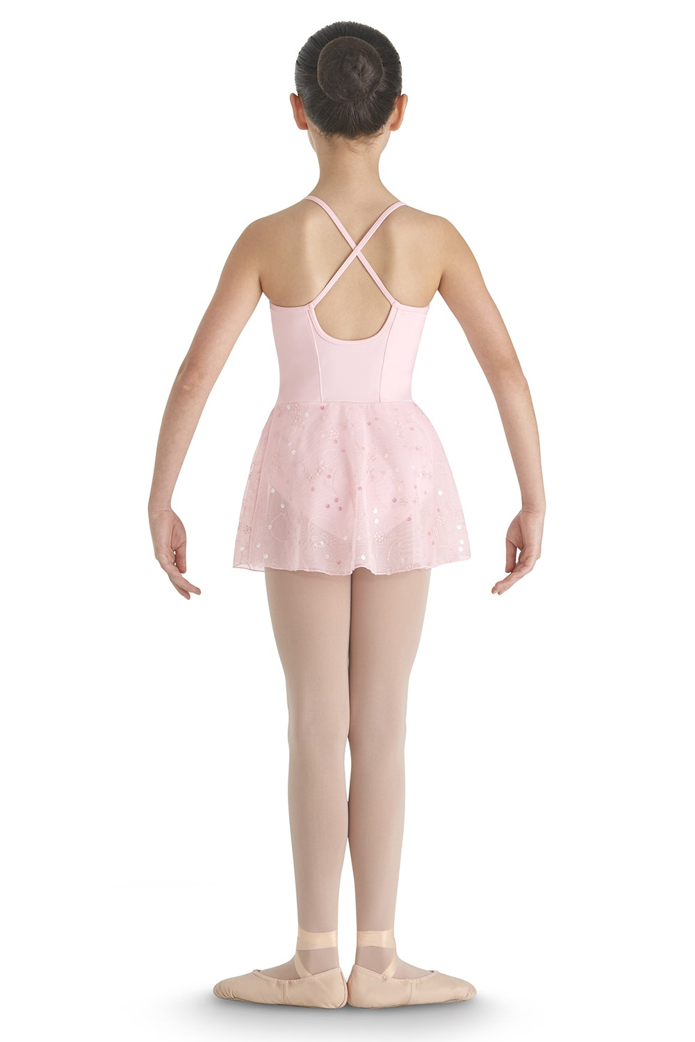 Ailsa Girls Skirted Leotards