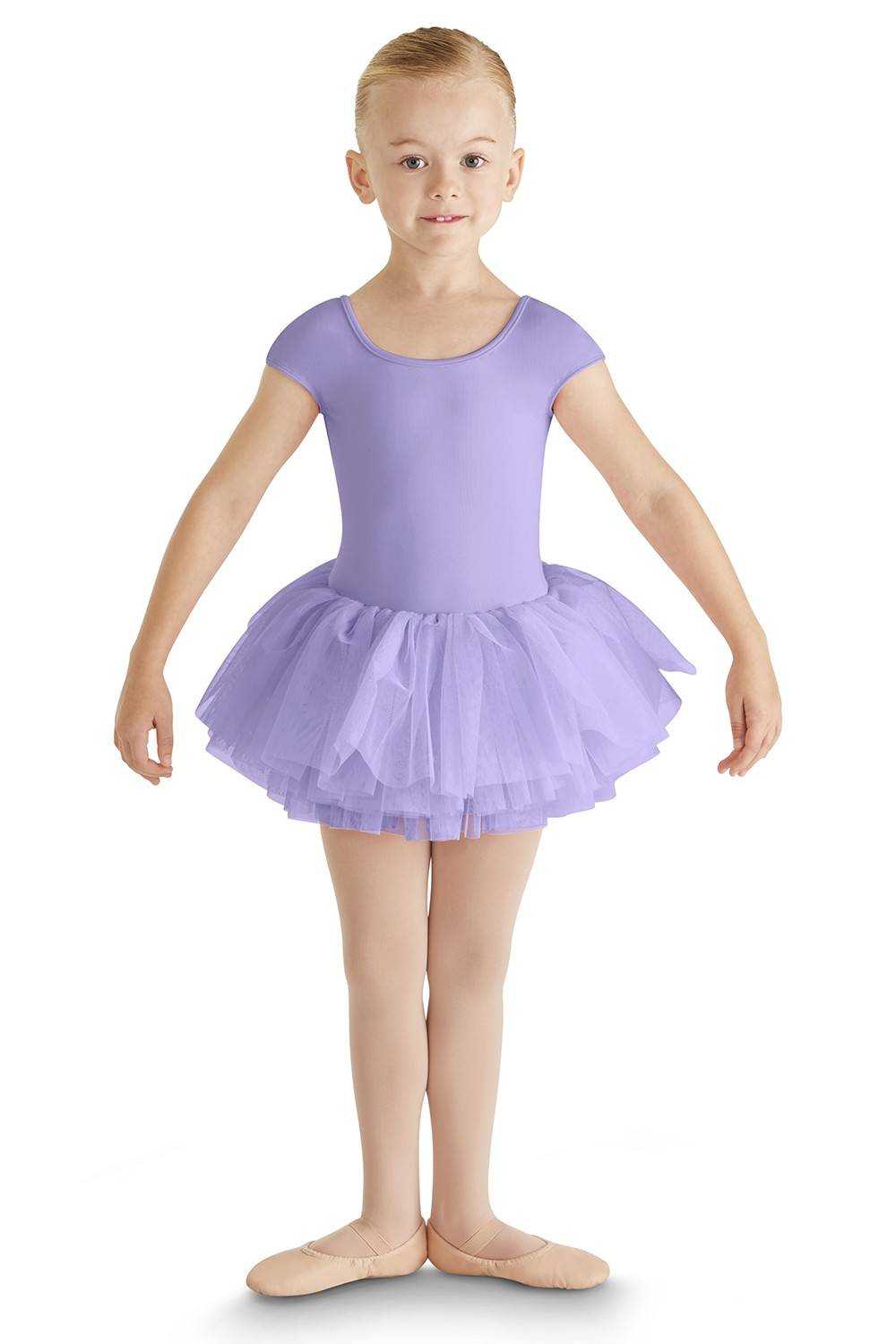 Frea Girls Short Sleeve Leotards
