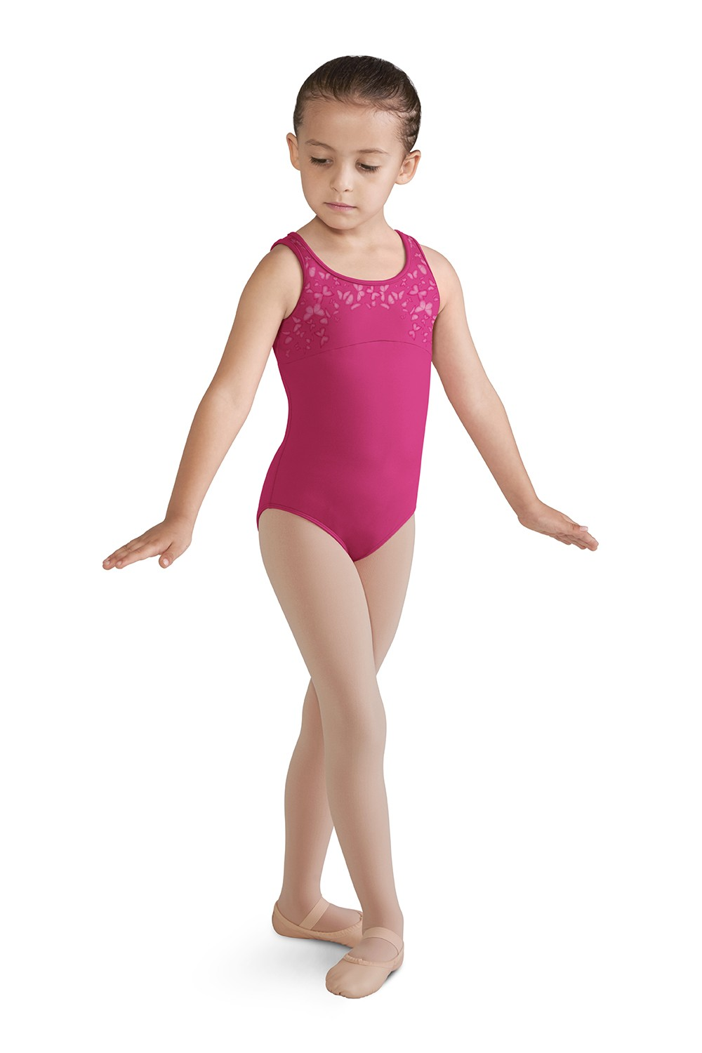 Cyrille Girls Tank Leotards