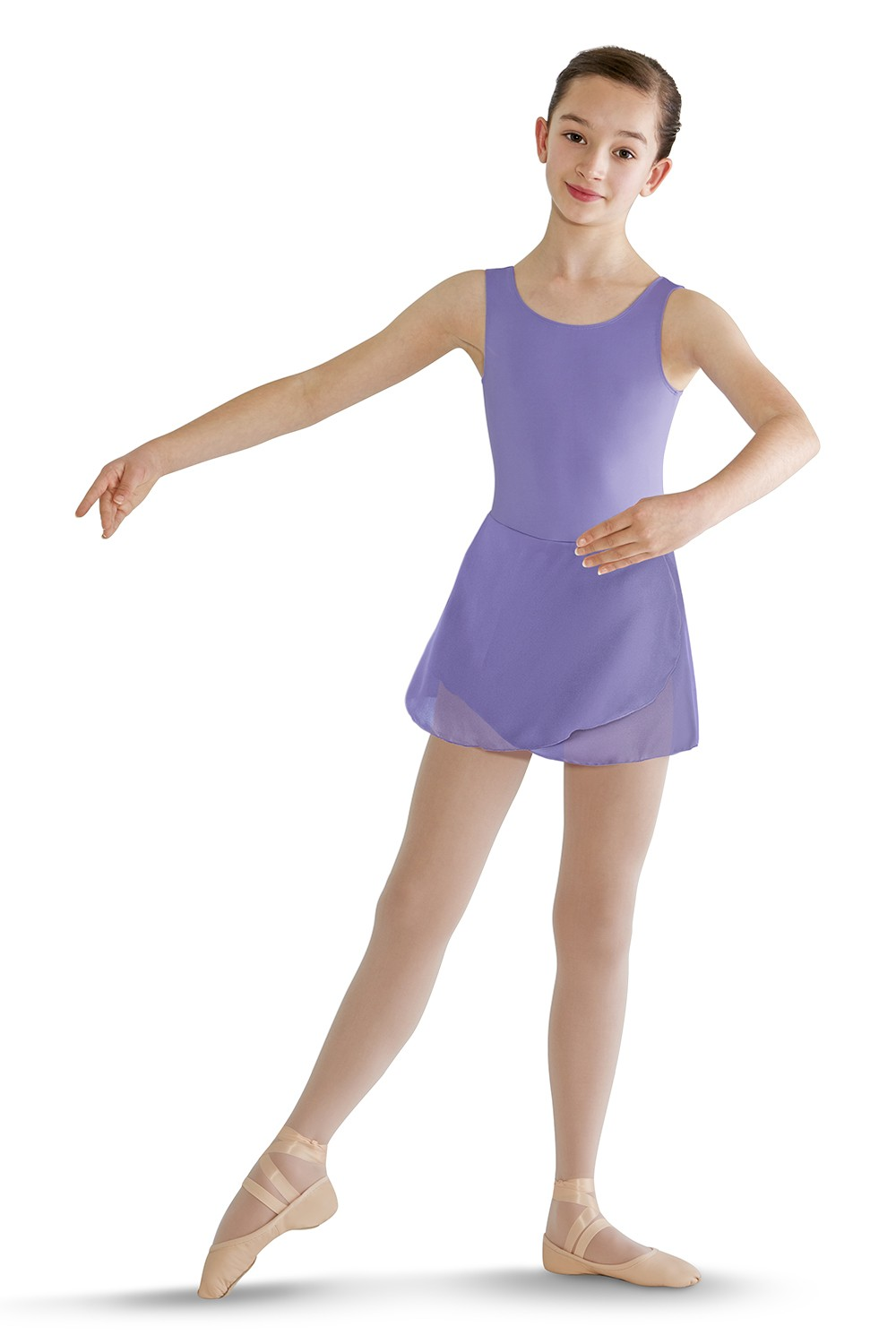 Tank Skirted Leo Children's Dance Leotards