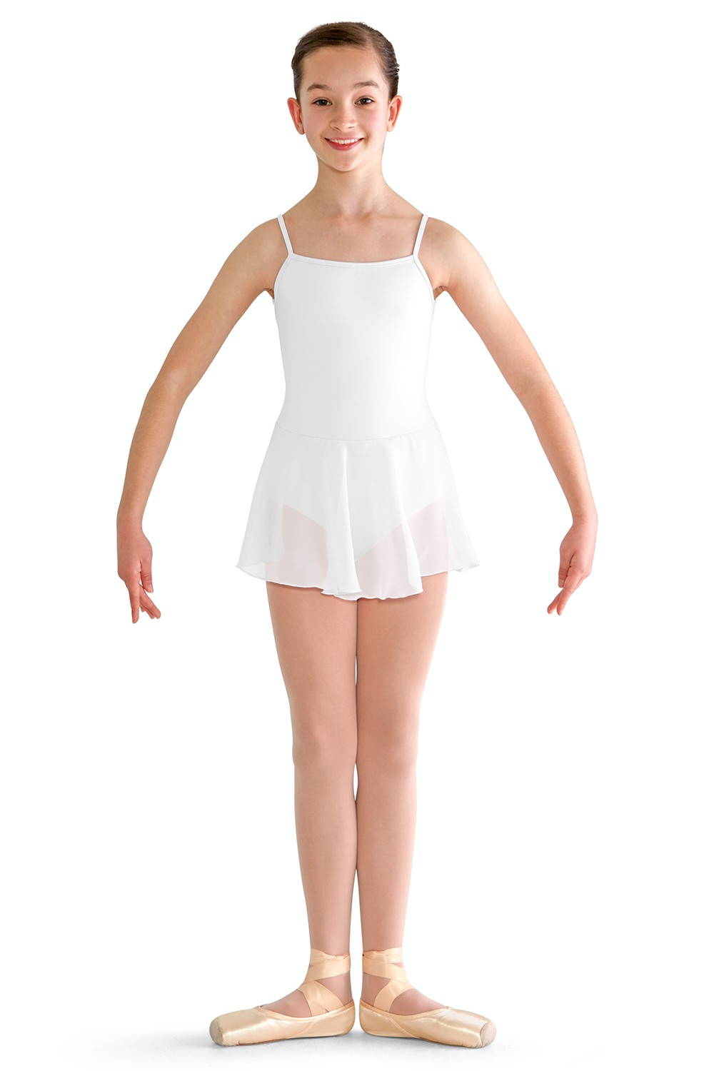 Skirted Cami Leo Children's Dance Leotards