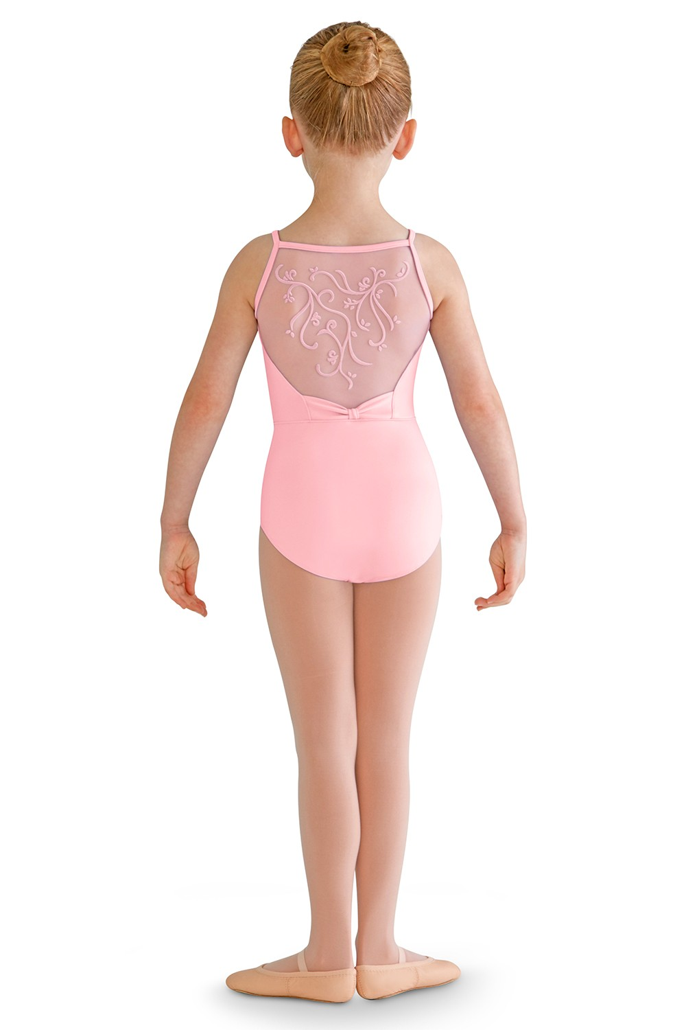 Bow Back Cami Leo Girls Camisole Leotards