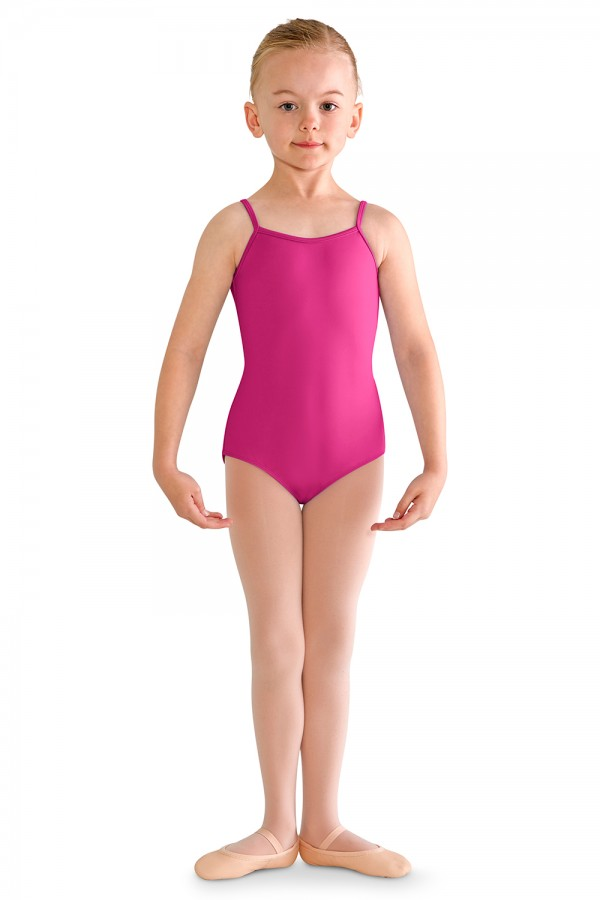 image - Bow Back Cami Leo Girls Camisole Leotards