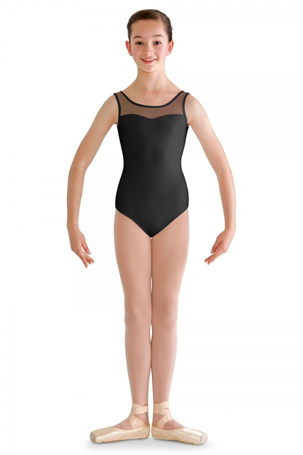 image - Sweetheart Tank Leo Children's Dance Leotards