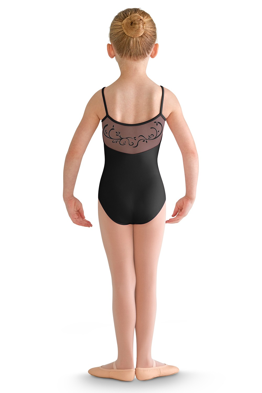 Front Yoke Cami Leo Children's Dance Leotards