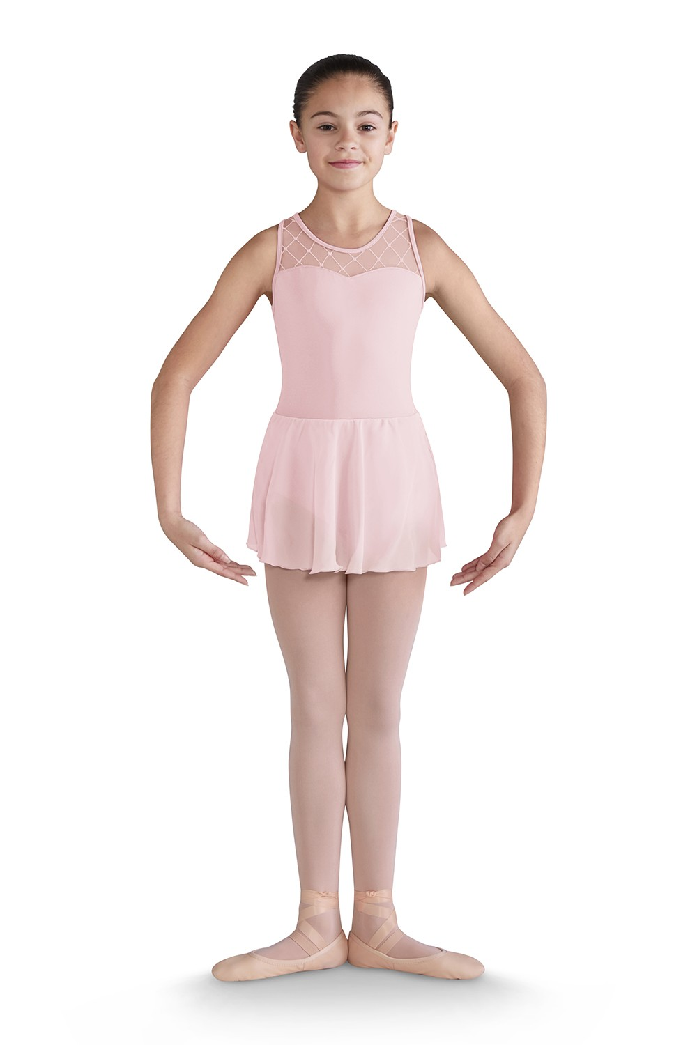 Adora Girls Skirted Leotards