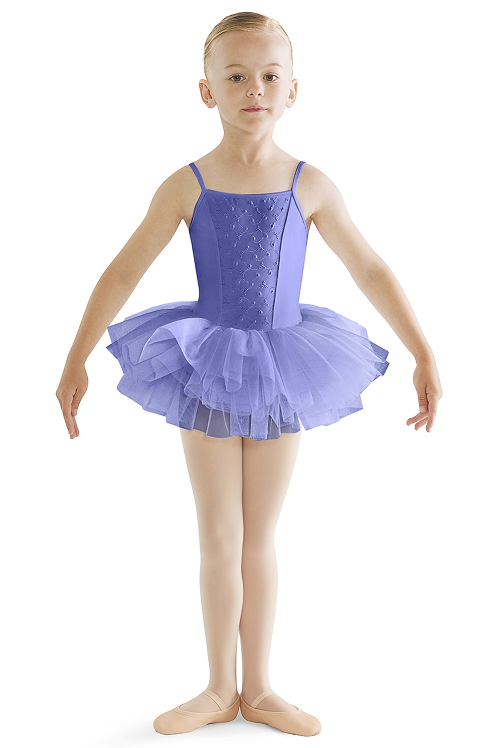 Beaches Girls Skirted Leotards