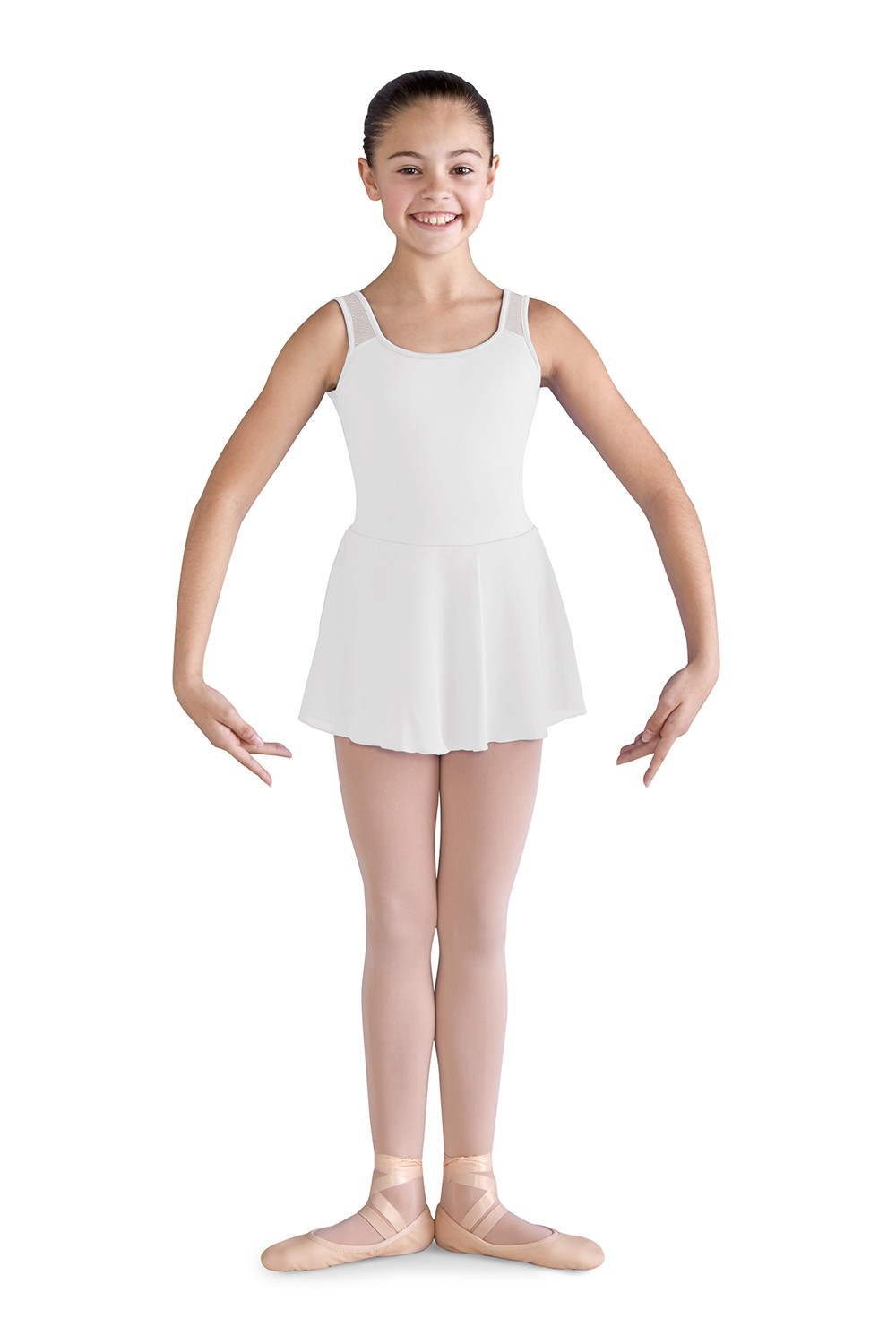 Arlie Girls Skirted Leotards
