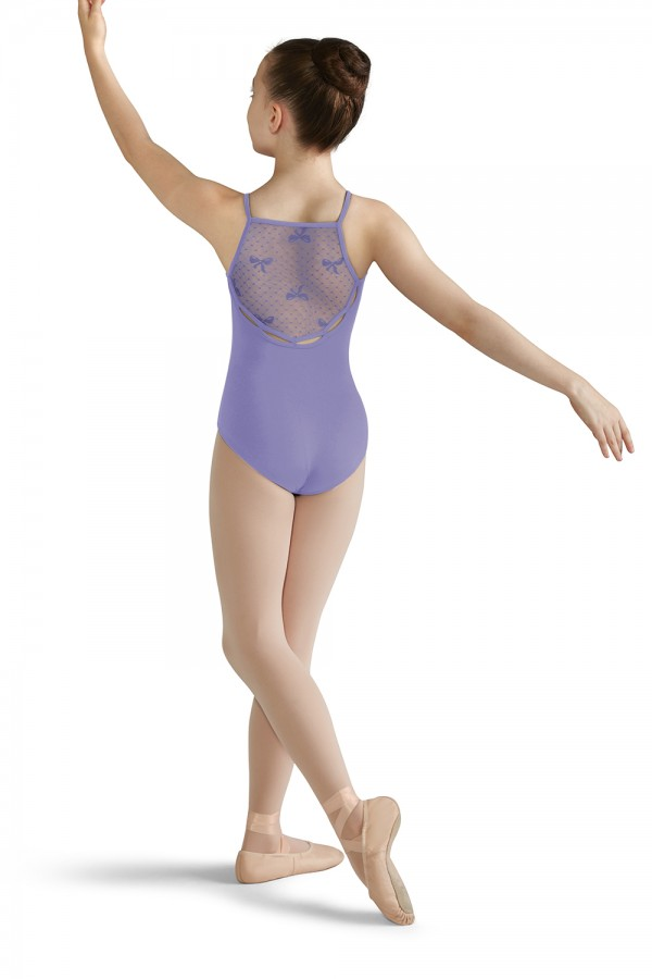 image - Sacha Girls Camisole Leotards