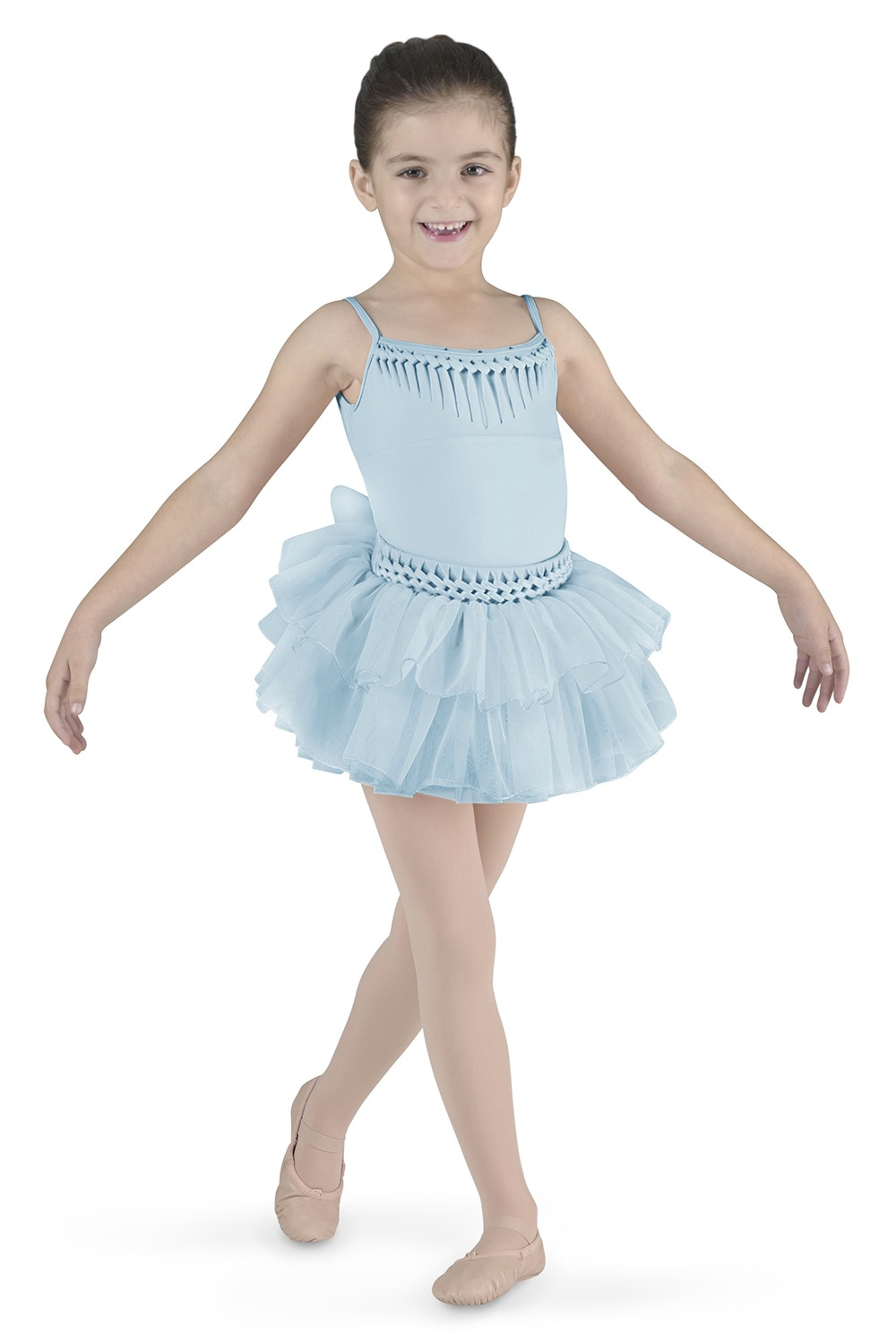 Spliced Tutu Children's Dance Skirts
