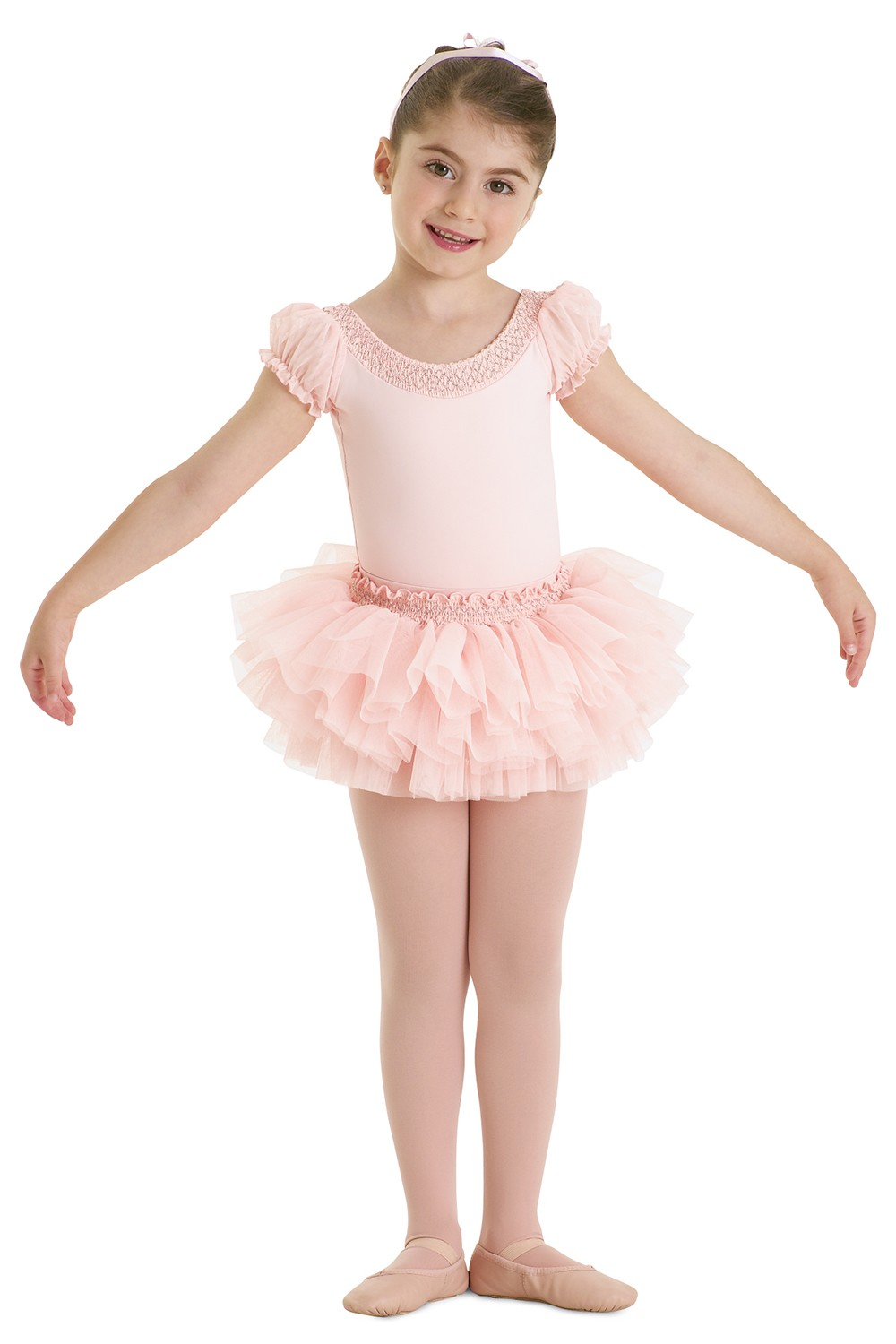 Peri - Waist Tutu Children's Dance Skirts