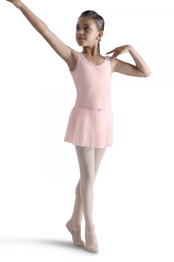 image - Pleated Skirt Children's Dance Skirts