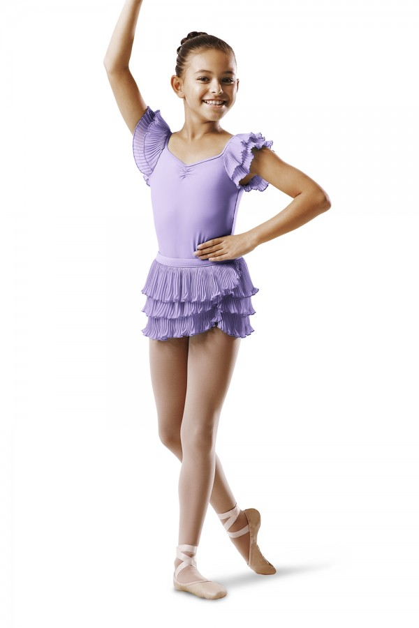 image - 3 Tier Pltd Skirt Children's Dance Skirts
