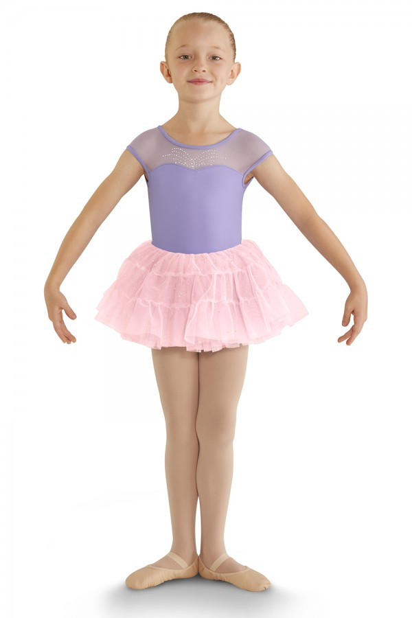 image - Panelled Tutu Skirt Children's Dance Skirts