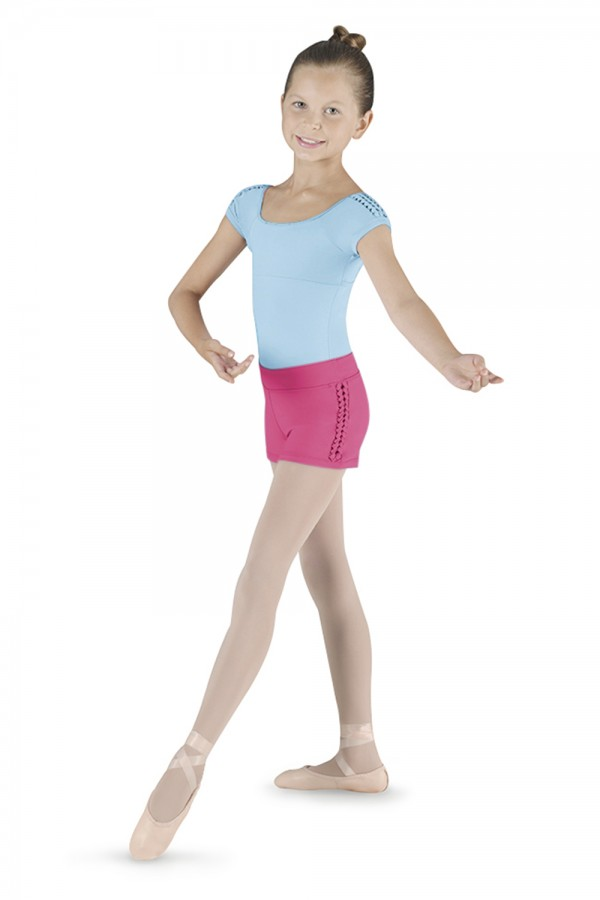 image - Spliced Sd Pnl Short Children's Dance Shorts