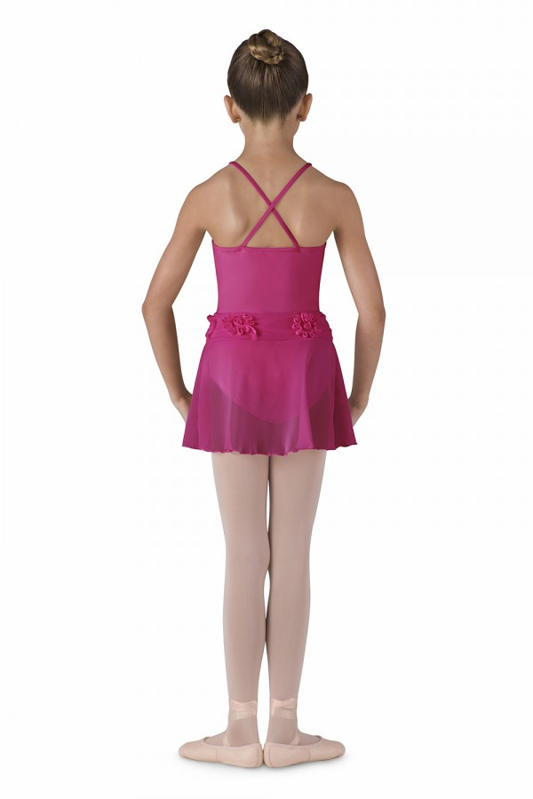image - Wide With B Skirt Children's Dance Skirts