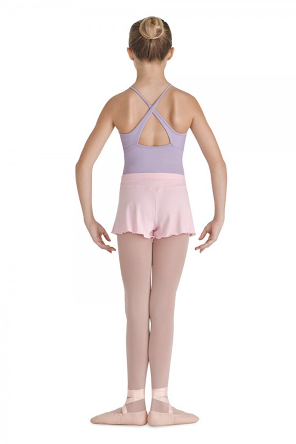 image - Split Jersey Short Children's Dance Shorts