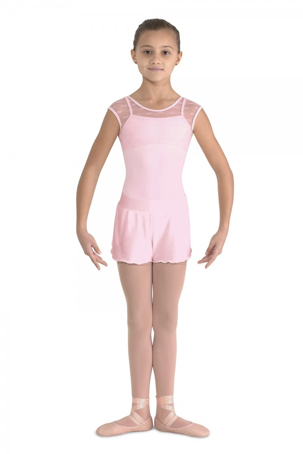 image - Jersey Short Children's Dance Shorts