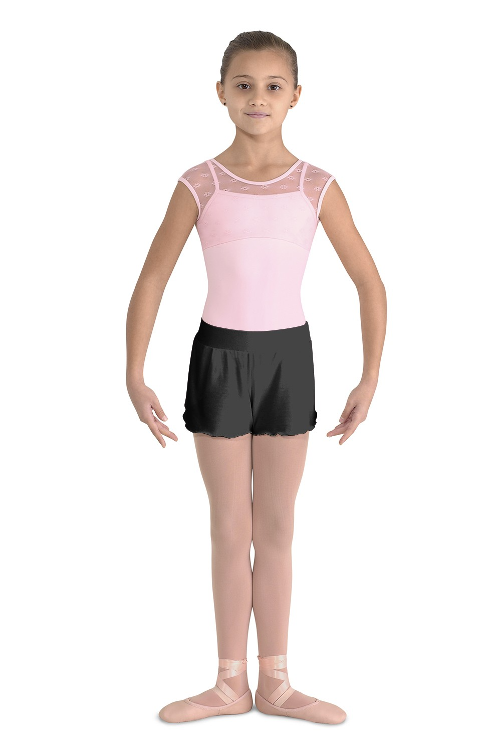 Jersey Short Children's Dance Shorts