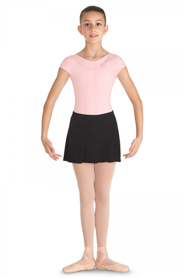 image - Pintuck Flip Skirt Children's Dance Skirts