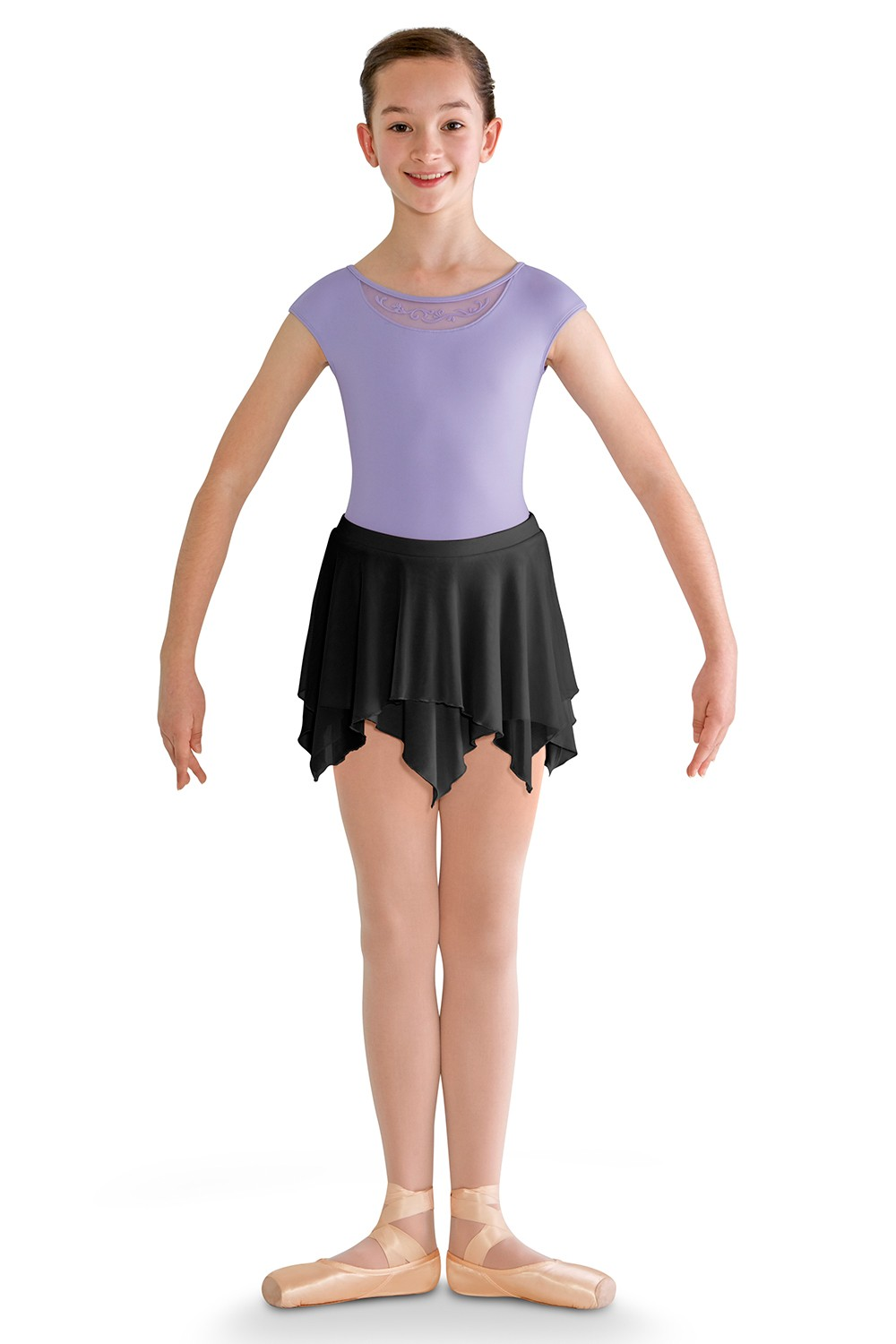 Pixie Hem Skirt Children's Dance Skirts