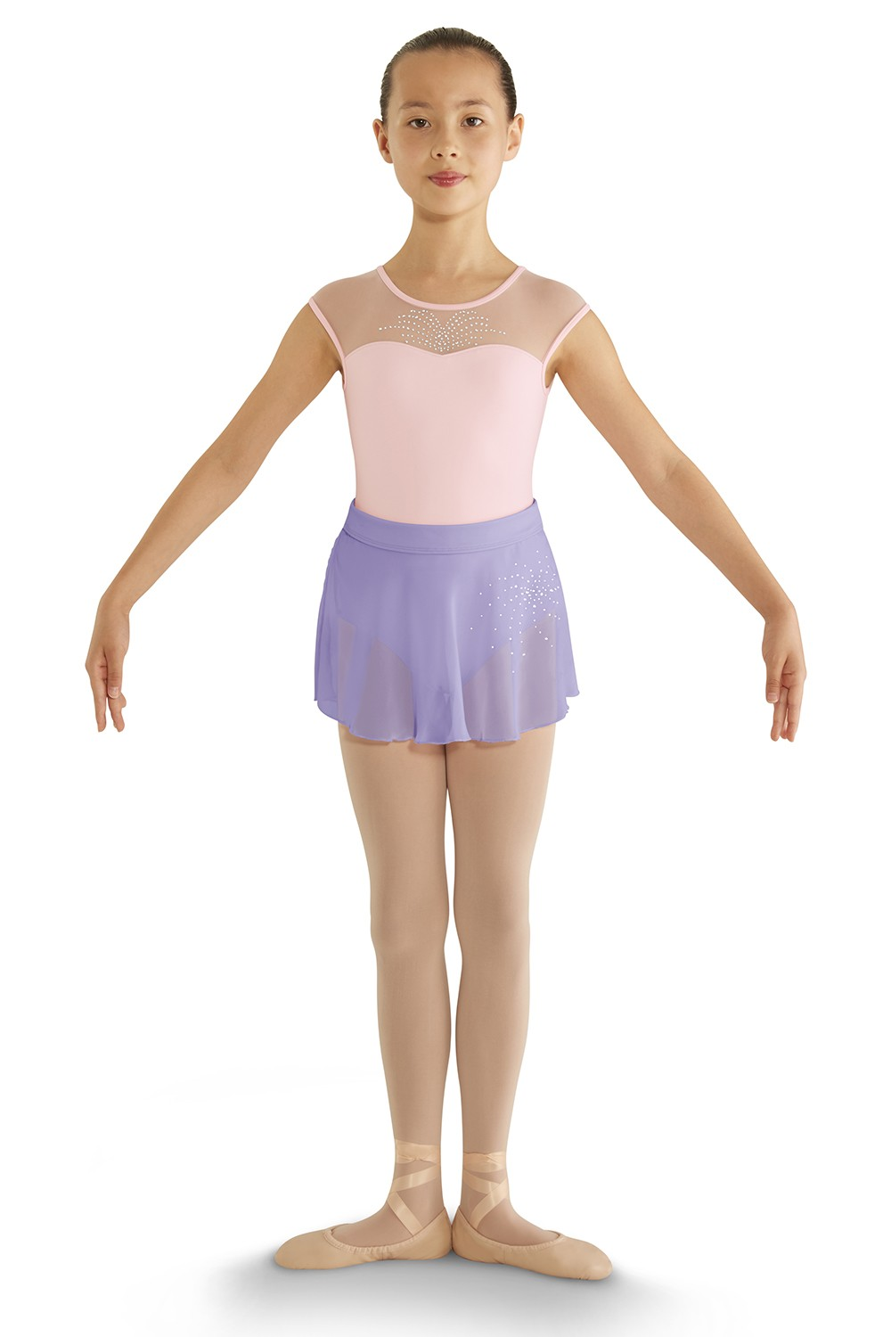 Epsilon Children's Dance Skirts