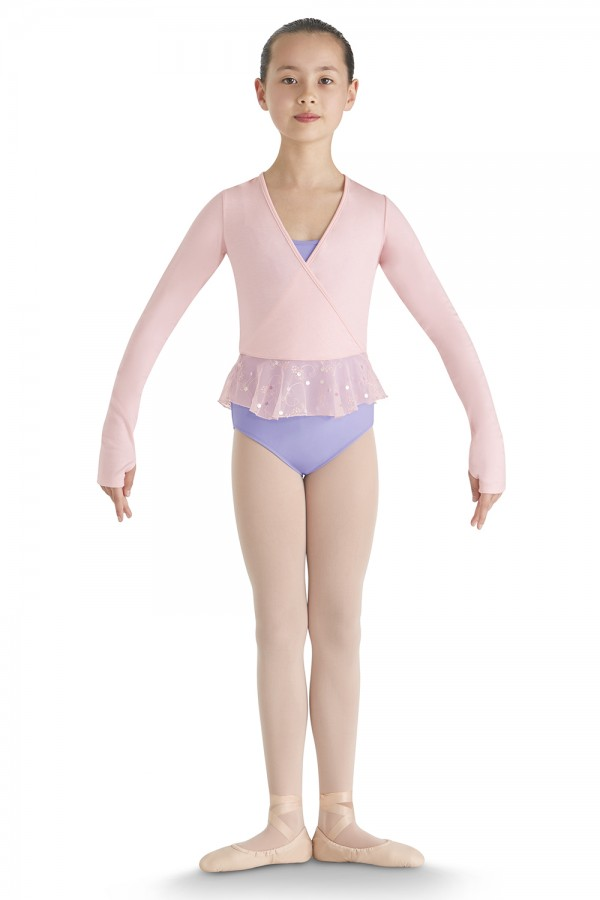 image - ULRIKA Children's Dance Tops