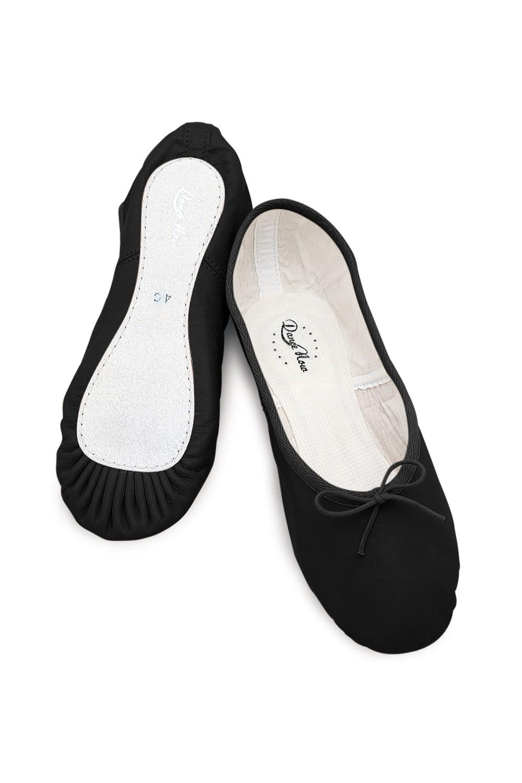 Black Dancing Shoes Womens