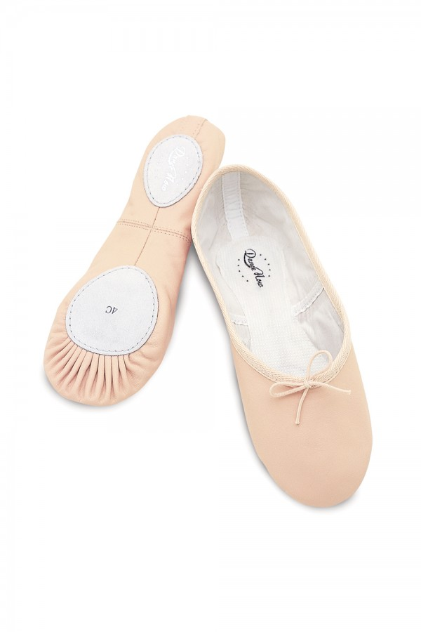 image - Dance Now Split Sole Ballet Girl's Ballet Shoes