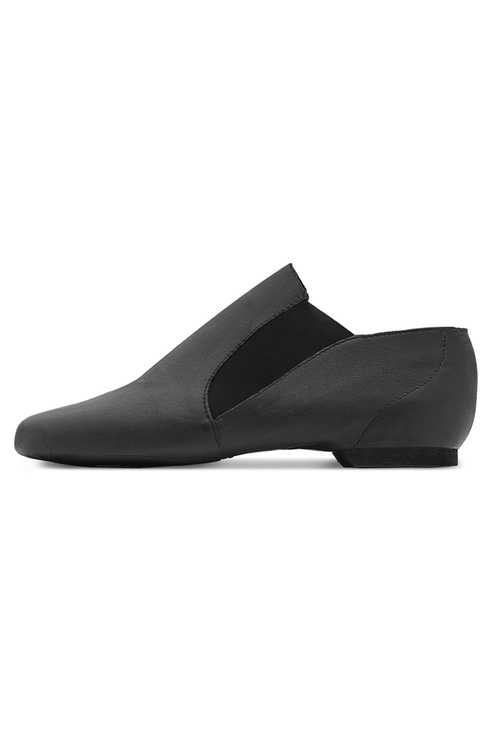 Split Sole Leather Jazz Bootie Women's Jazz Shoes