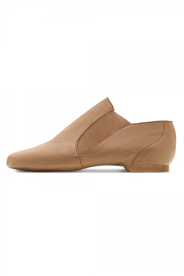 image - Split Sole Leather Jazz Bootie Women's Jazz Shoes