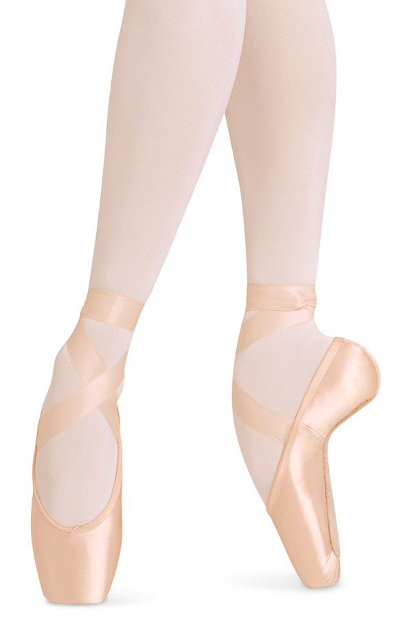 image - Balance European Strong Longer Length Pointe Shoes