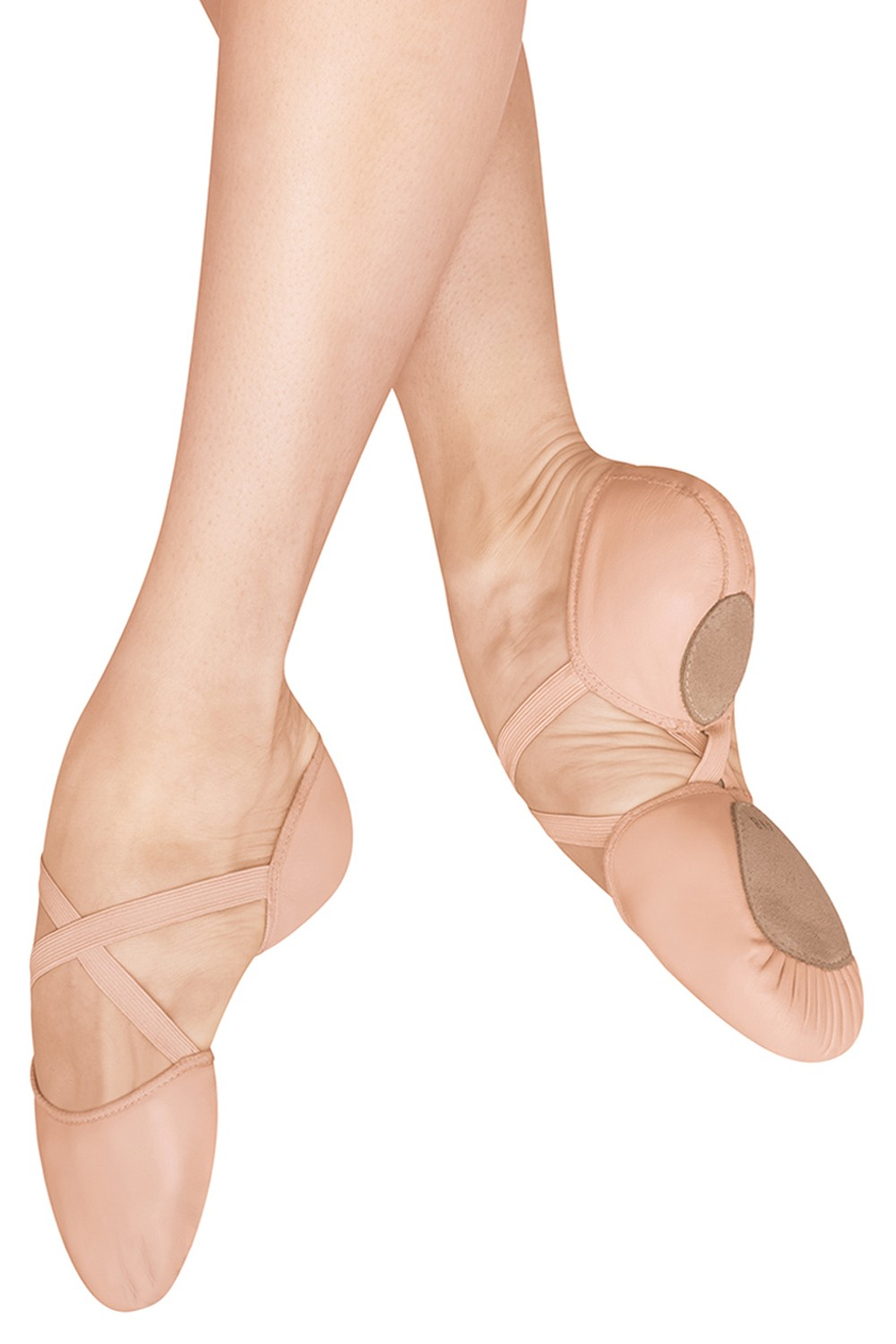 Elastosplit X Leather Women's Ballet Shoes