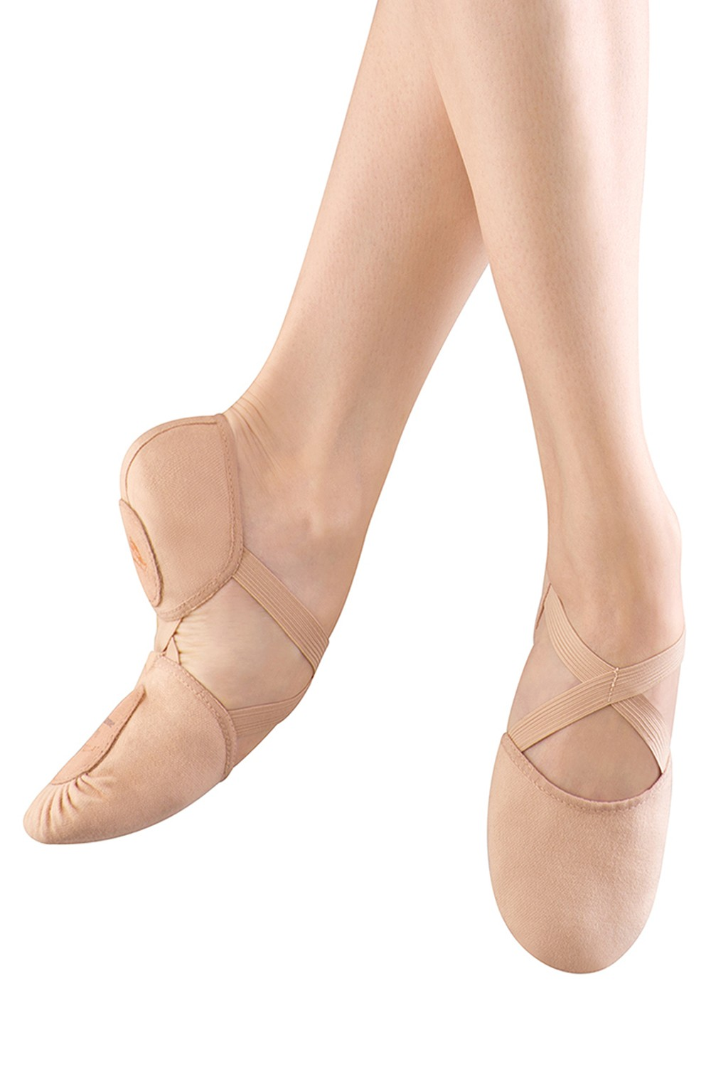 Elastosplit X Canvas Women's Ballet Shoes