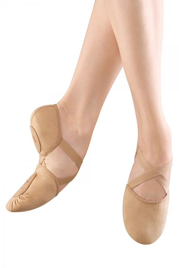 image - Elastosplit X Canvas Women's Ballet Shoes