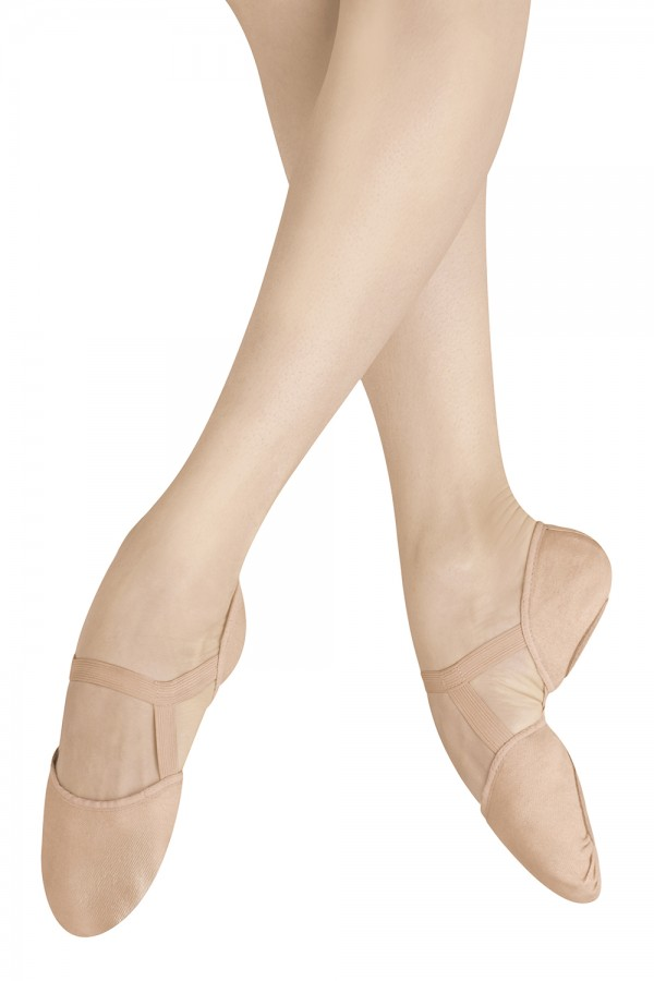 image - Elastosplit Pi Canvas Women's Ballet Shoes
