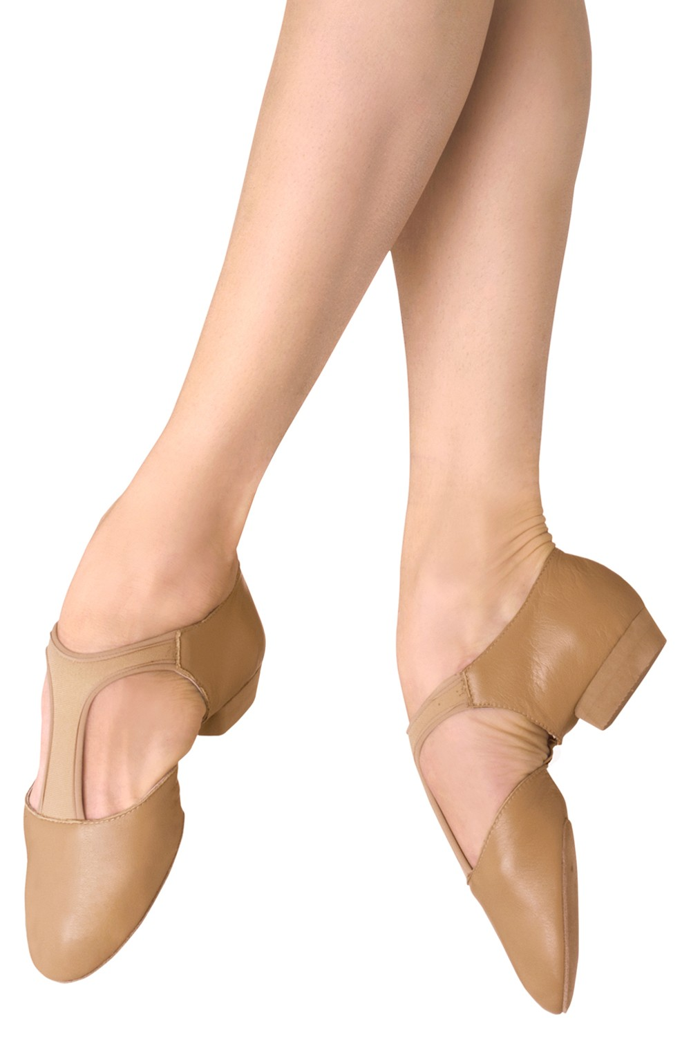 Elastosplit Grecian - Girls Girl's Jazz Shoes