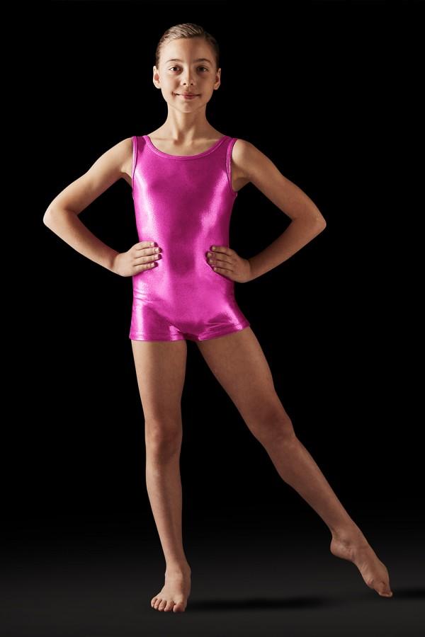Leos GB137C Girl's Gymnastics Leotards - BLOCH® US Store
