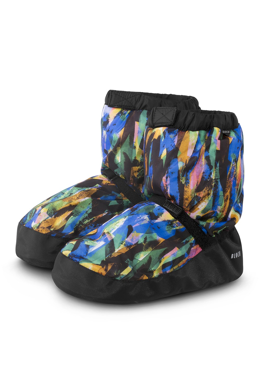 Printed Warm Up Bootie Women's Dance Warmups