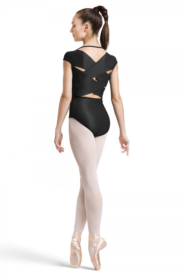 image - Daan   Womens Short Sleeve Leotards