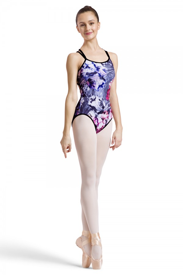 image - Cadence Print Women's Dance Leotards