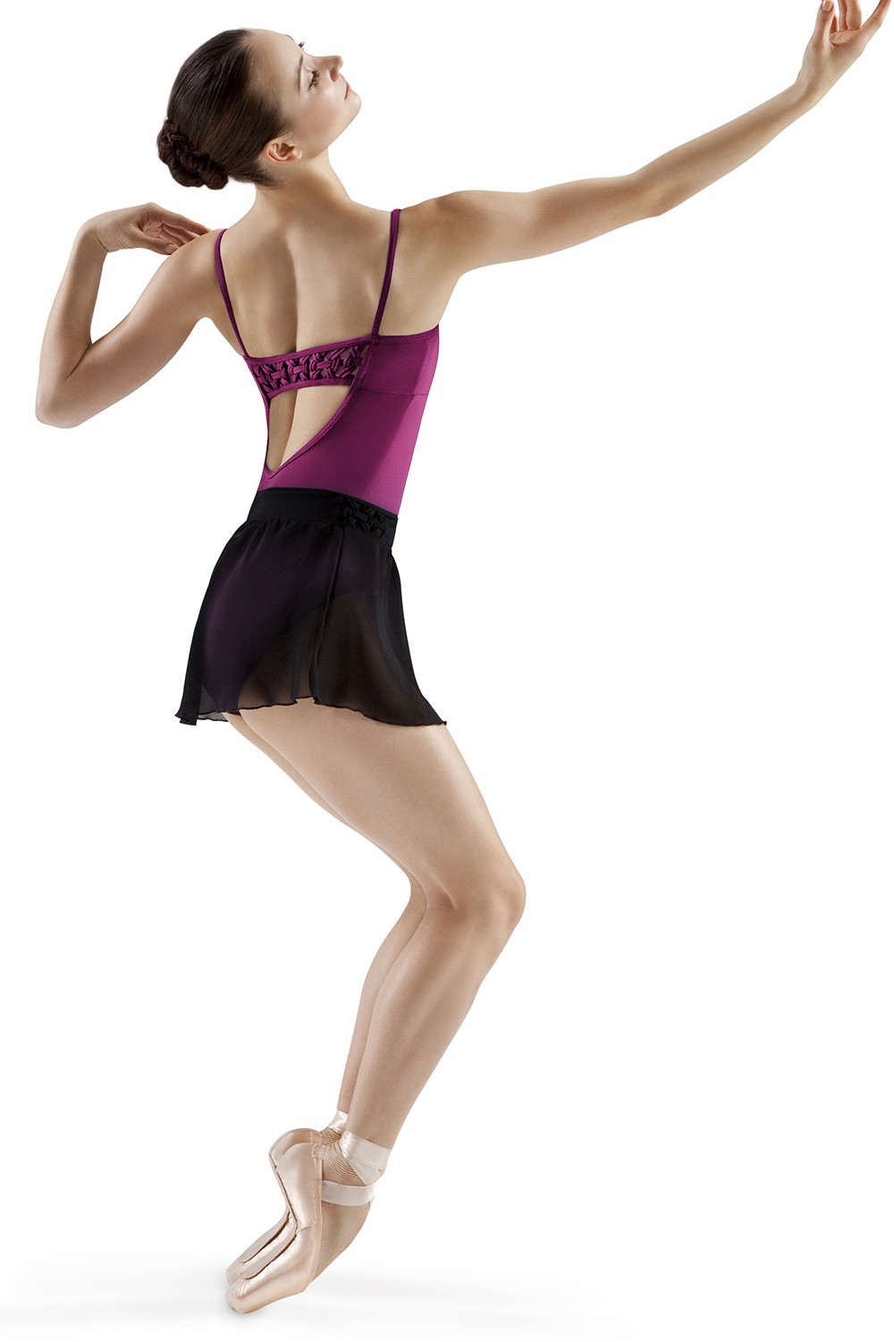 Rouleaux Back Cami Leo Women's Dance Leotards