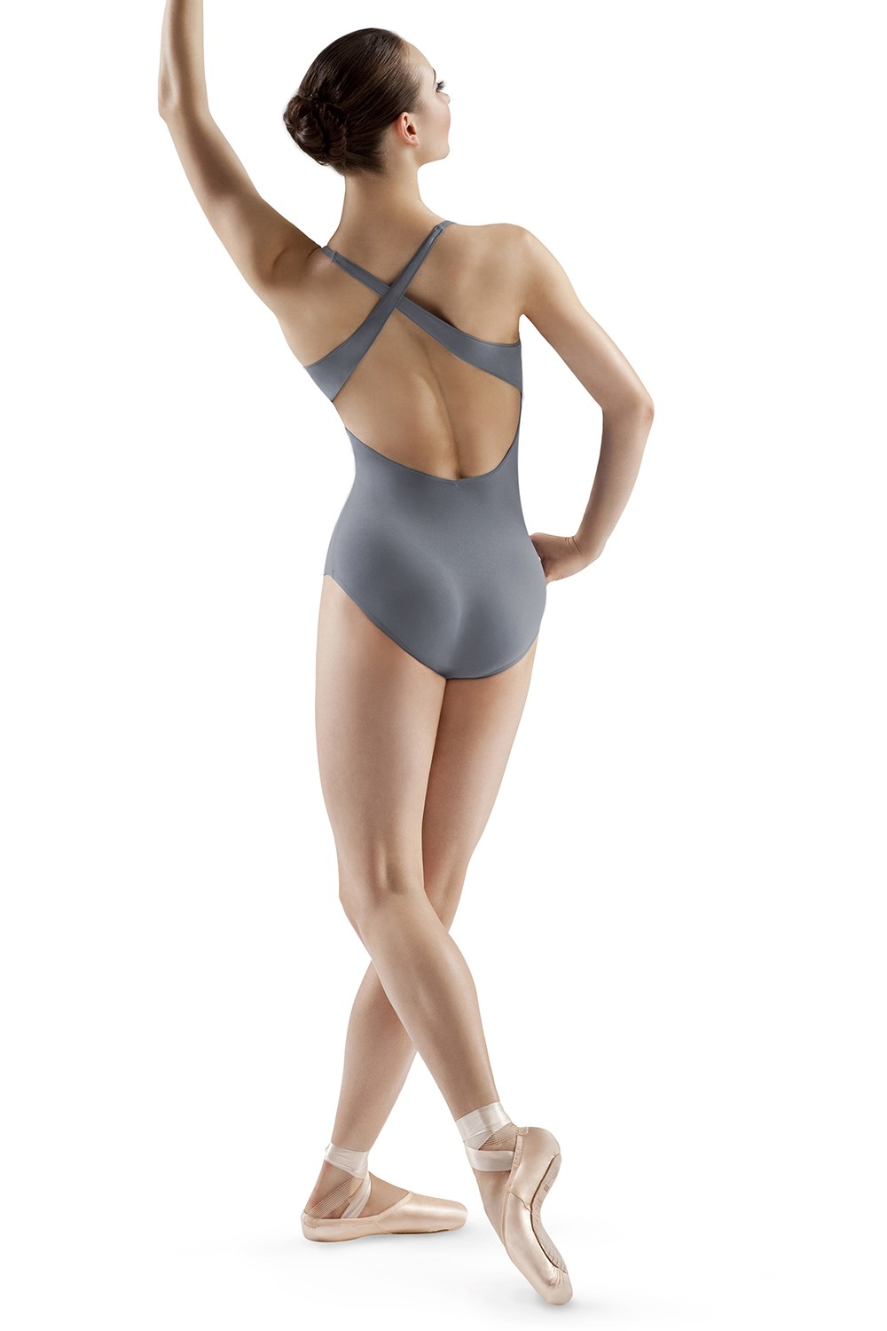 Spliced Front X Back Leo Women's Dance Leotards