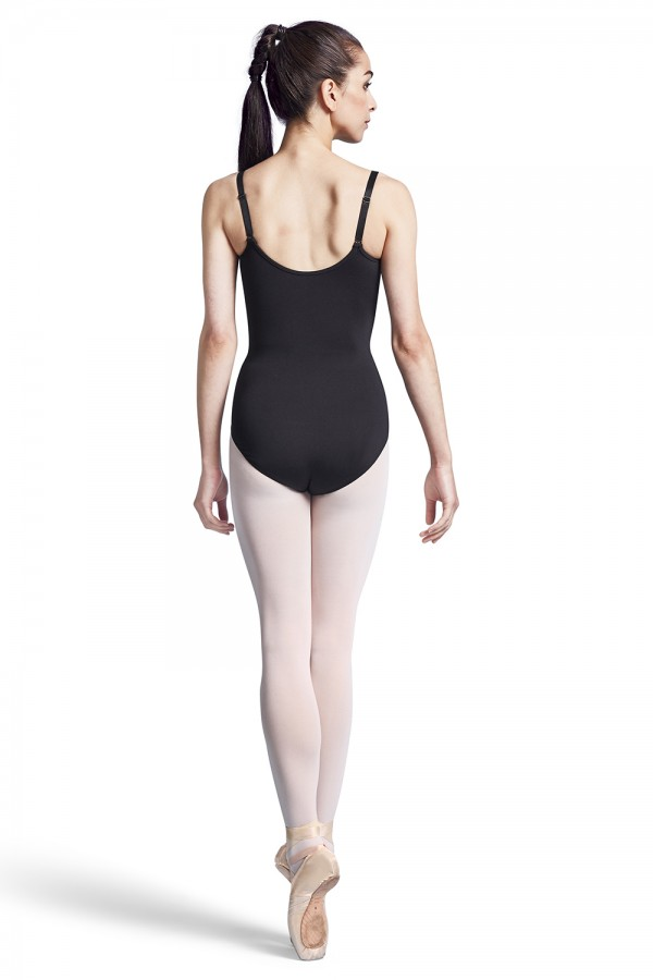 image - Adjustable Strap Leo Women's Dance Leotards