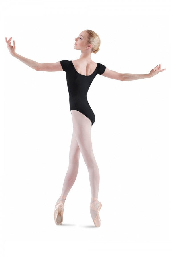image - Cavalier - Tall Womens Short Sleeve Leotards