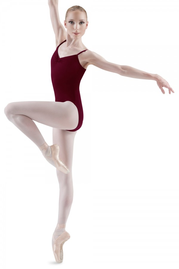 image - Royal Low Back Dance Leotard Women's Dance Leotards